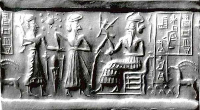 https://humansarefree.com/2021/05/sumerian-cylinder-seal-depicts-12-planets-in-our-solar-system.html